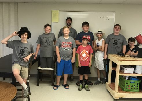 Robotics Camp 2017