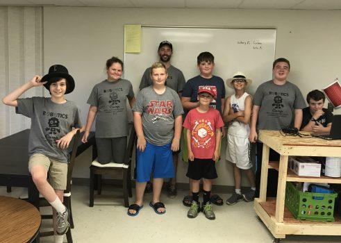 Robotics Camp 2017