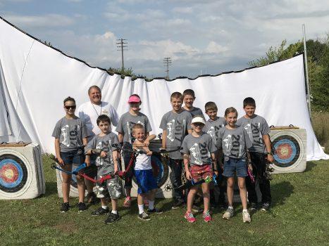 Beginners Archery Summer 2017